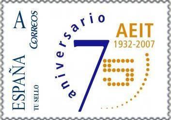 75 Aniversario Asociación Española de Ingenieros de Telecomunicación (AEIT)