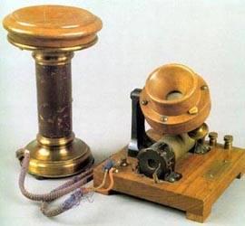 Teléfono Bell.