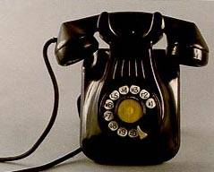Teléfono automático.