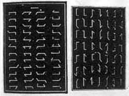 Código del telégrafo de Chappe