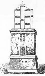 Torre del telégrafo óptico de Mathé