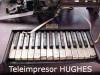 Teleimpresor Hughes. Pionero de las telecomunicaciones telegráficas en España