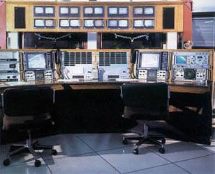 Mesa de control.
