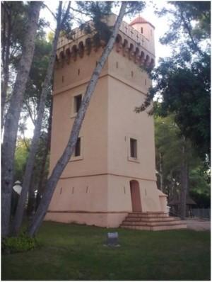 Torre del Sol. Fotografía cortesía de ACETT.