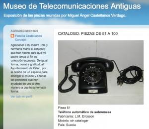 Museo de Telecomunicaciones Antiguas